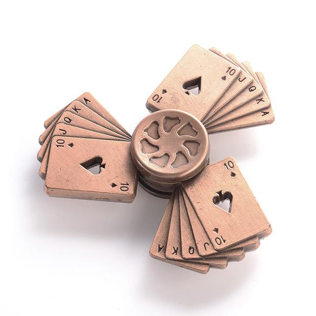 The Playing Card's Enthusiast Fidget Spinner
