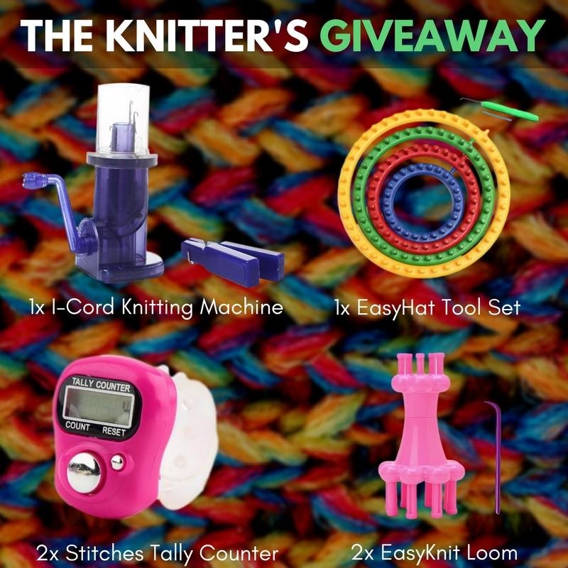 Knitting Giveaway