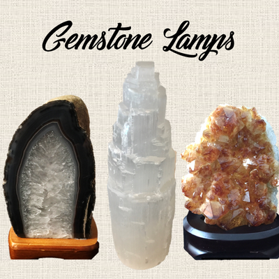 Gemstone Lamps