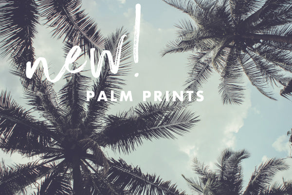 Palm Print Collection
