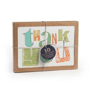 A Fill-In-The-Blank Thank You (Set of 10)