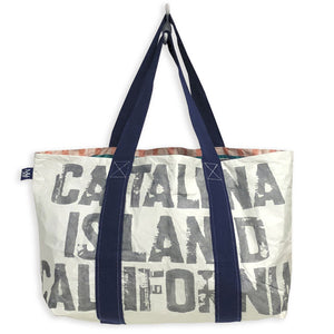 Type Tote: Catalina Island California