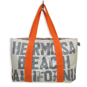 Type Tote: Hermosa Beach California