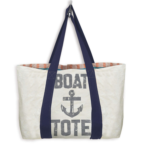 Type Tote: Boat Tote