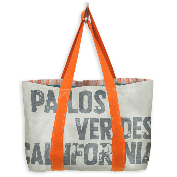 Type Tote: Palos Verdes California