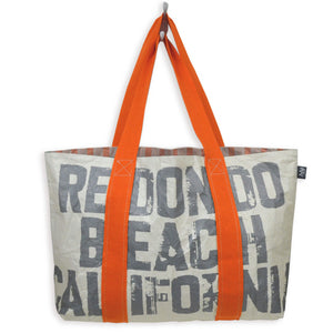 Type Tote: Redondo Beach California