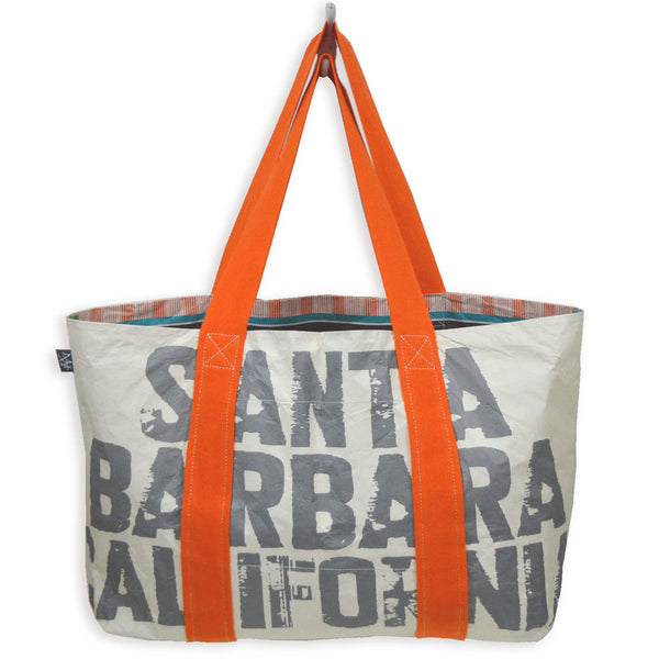 Type Tote: Santa Barbara California