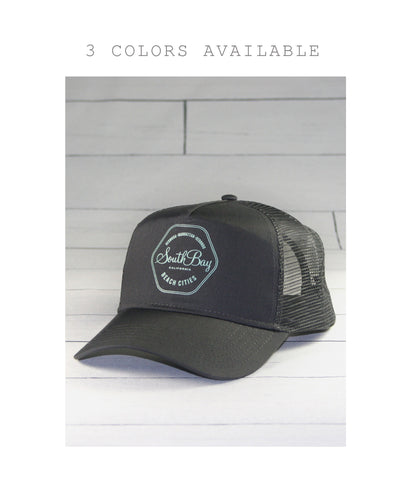South Bay Logo Trucker Hat