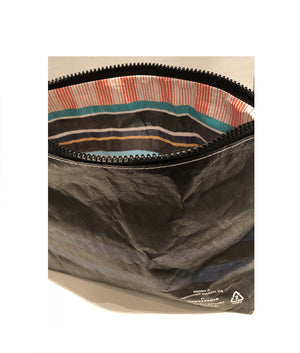 Strand Stripe Travel Pouch