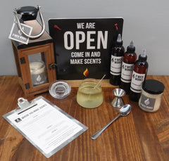 We're Open - Come In And Make Scents