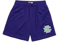Eric Emanuel EE Basic Short Purple/Seafoam
