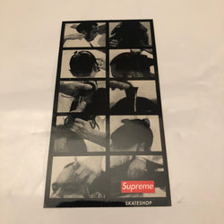 Supreme Skateshop Sumo Sticker