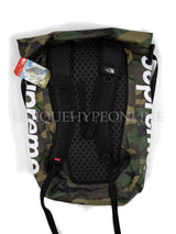 Supreme The North Face Waterproof Backpack SS17 Woodland Camp