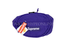 Supreme Waist Bag FW18 Purple