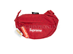 Supreme Waist Bag FW18 Red