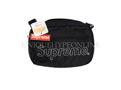Supreme Shoulder Bag FW18 Black