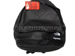Supreme The North Face Leather Day Pack FW17 Black