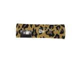 Supreme New Era Big Logo Headband FW18 Leopard