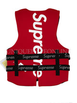 Supreme O'Brien Life Vest SS18 Red