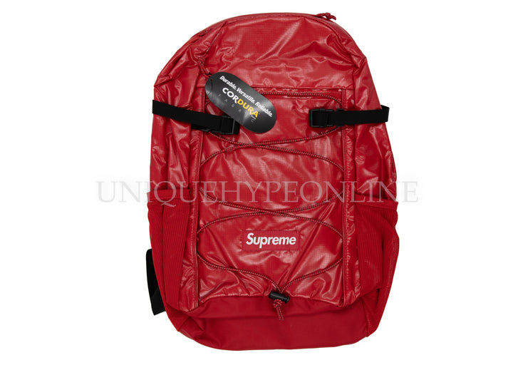 Supreme Backpack FW17 Red