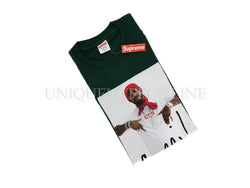 Supreme Gucci Mane T-shirt FW16 Green