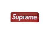 Supreme Lock Box FW17 Red
