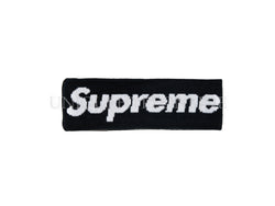 Supreme New Era Big Logo Headband FW18 Black