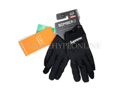 Supreme Fox Racing Bomber LT Gloves SS18 Black