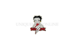 Supreme Betty Boop Sticker