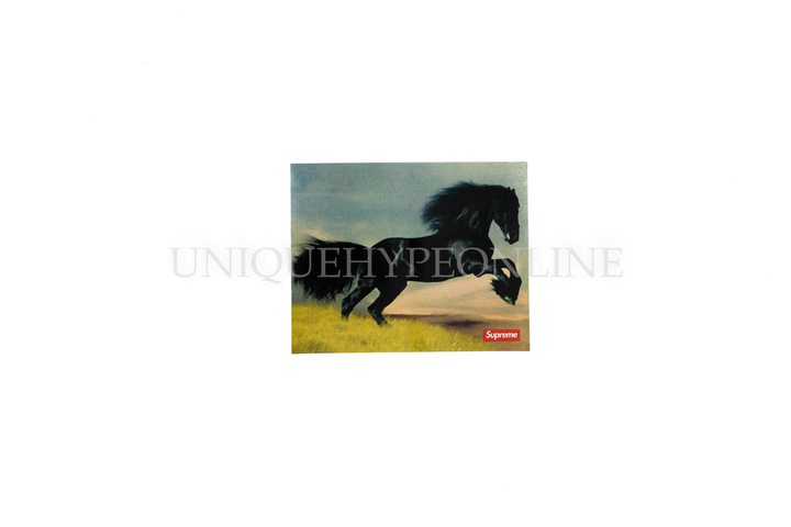 Supreme Stallion Horse Sticker