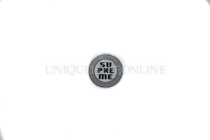 Supreme Reflective Sticker Black (Single)