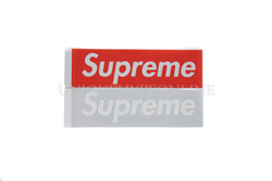 Supreme 3M Box Logo Sticker (Set of 2)