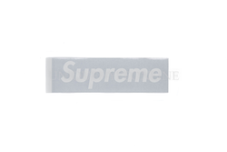 Supreme 3M Box Logo Sticker Gray (Single)