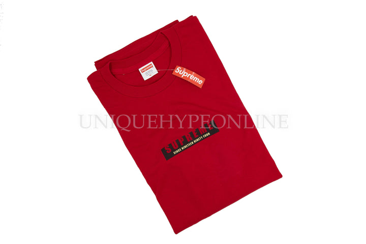Supreme 1994 LS T-shirt FW18 Red