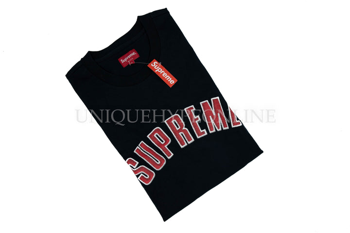 Supreme Arc Logo T-shirt Navy