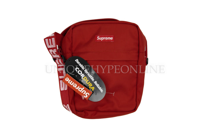 Supreme Shoulder Bag SS18 Red