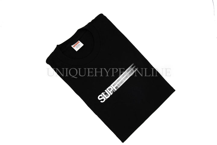 Supreme Motion Logo T-shirt SS16 Black
