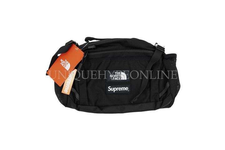Supreme The North Face Expedition Waist Bag FW18 Black