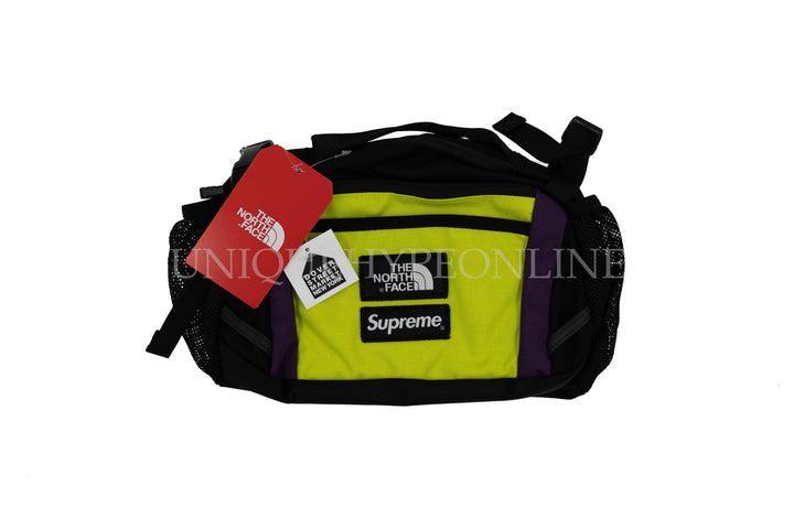 Supreme The North Face Expedition Waist Bag FW18 Sulphur