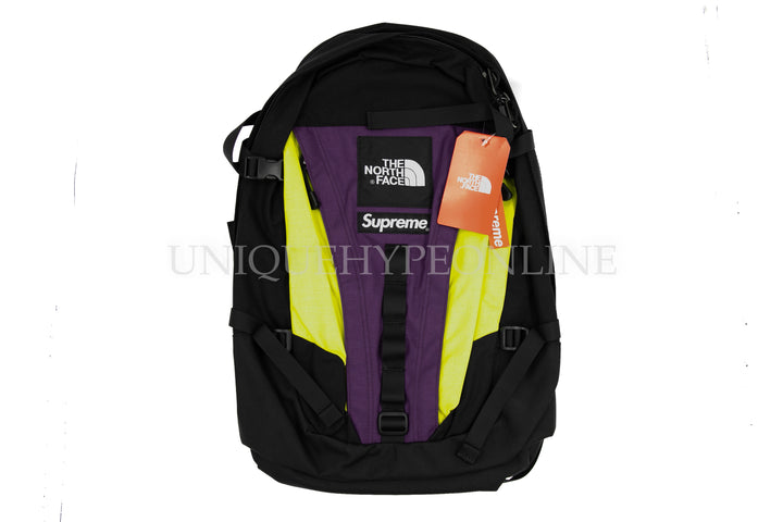 Supreme The North Face Expedition Backpack FW18 Sulphur