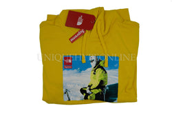 Supreme The North Face Photo Hooded Sweatshirt FW18 Yellow