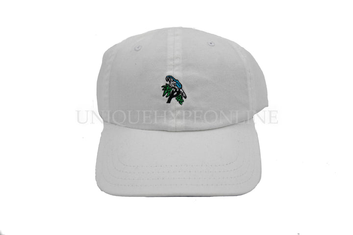 Palace Parrot Hat White