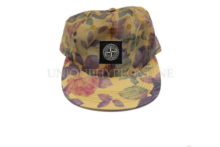 Supreme Stone Island Lamy 6-Panel FW17 Copper