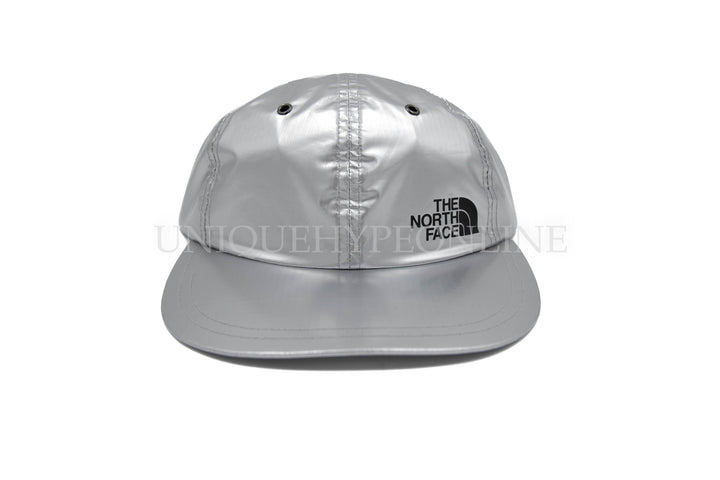 Supreme The North Face Metallic 6-Panel SS18 Silver