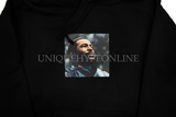Supreme Marvin Gaye Hooded Sweatshirt FW18 Black