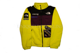 Supreme The North Face Expedition Fleece Jacket FW18 Sulphur