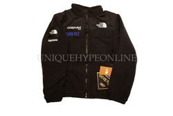 Supreme The North Face Expedition Fleece Jacket FW18 Black