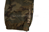 Supreme Reflective Camo Warm Up Pant FW18 Woodland Camo