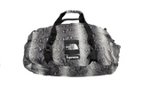 Supreme The North Face Snakeskin Flyweight Duffle Bag Black