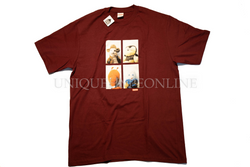 Supreme Mike Kelley AhhYouth! Tee Burgundy